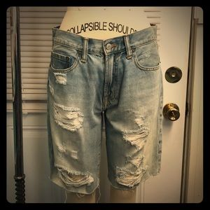 Deconstructed Shorts